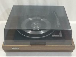 Vintage Panasonic RD-3100 Automatic Turntable Record Player  PLEASE READ - $125.00
