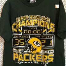 NWT Vintage Green Bay Packers Super Bowl 1997 - $22.28