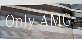 2004 mercedes 55 amg owners sales brochure slk sl cl clk s e g  new original  - $24.74