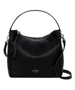 Kate Spade Charles Street Small Haven satchel leather tote Hobo Bag WKRU... - $128.69