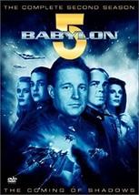 Babylon 5 Second Season:- 6 Disc DVD ( Ex Cond.) - $32.80