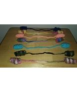 Handmade Crochet Curly Q Hair Accessories/6 - $12.00