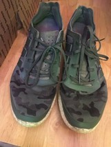Adidas PureBoost OG Green Camo / Black / White Mens Shoes Size 11 - B33883 - $43.64