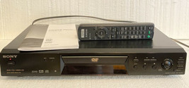Sony DVP-NS300, DVD & CD Player with Remote - Great Condition - Pre Owned - $29.69