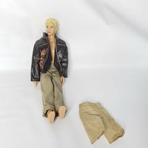 "Aaron Carter 12"" Articulated Doll Action Figure Barbie Ken Blonde Boyfriend - $12.99"