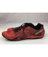 Merrell Trail Glove Molten Lava 4 J09667 Men's Barefoot Shoes Sneakers U... - $48.36