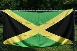 Beach Towel Jamaica Jamaican Flag 30 x 60 (Cotton Twill) - $22.76