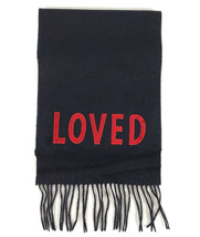 NEW/AUTHENTIC Gucci Sequin Loved Silk Cashmere Blend Scarf, Blue - $450.00