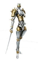 Medicos Super Action Statue JoJoIII 51 Silver Chariots Second (Specified... - $58.07