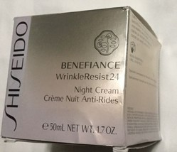 Shiseido Benefiance Wrinkle Resist 24 Night Cream - $51.84