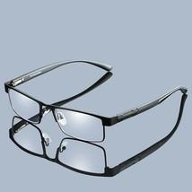 Reading Glasses Men Titanium Alloy Classic Style Eyeglasses Reader Spect... - $7.51