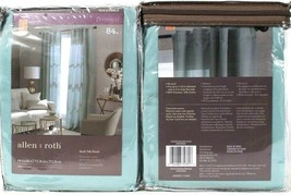 2 Count Allen & Roth 0939083 Bernard II Mineral 44 Inch X 84 Inch Back T... - $35.99