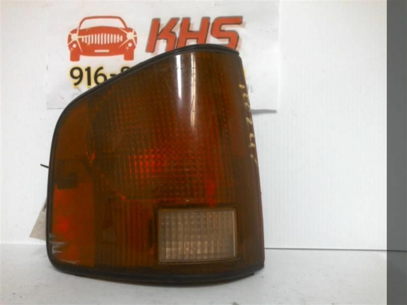 Primary image for Driver Tail Light With Black Paint Around Lens Fits 94-03 S10/S15/SONOMA 101766