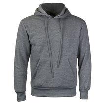 Men's Premium Athletic Drawstring Fleece Lined Sport Gym Sweater Pullover Hoodie image 6
