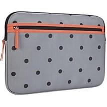 Targus Art TSS999GL Carrying Case (Sleeve) for 14 Notebook - Gray, Salmo... - $44.47