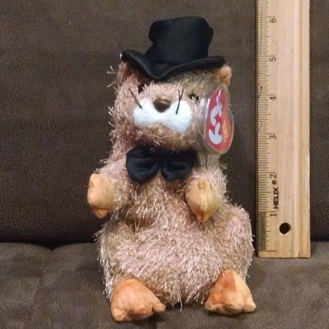 a85a45181e5 Ty Punxsutawney Phil 2004 the Groundhog Chamber of Commerce exclusive.