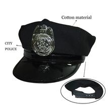 Women's Police Costume Dirty Cop Halloween Outfit image 2
