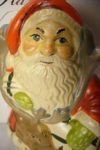 Vaillancourt Folk Art 17th Starlight Santa  Signed by Judi! Last one! image 3
