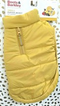 BOOTS AND BARKLEY Yellow Dog Puffer Jacket Vest NEW! --SIZES L & Sm AVAILABLE image 2