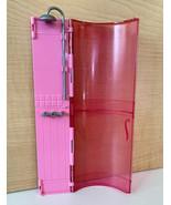 2008 Barbie Glamour Camper RV SHOWER DOOR Replacement Parts Mattel - $12.82