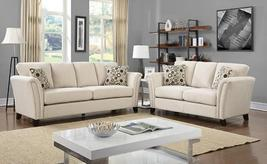 Campbell Collection CM6095IV-SL 2-Piece Living Room Set with Stationary ... - $1,844.86