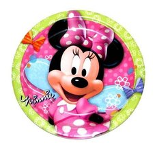 Minnie Mouse 7 Inch Dessert Plates [8 Per Pack] - $9.79