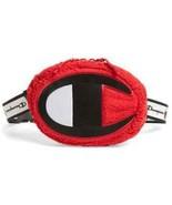 NEW Champion Shepra Prime Waist Fanny Pack Bag Red White Red Big C Logo - $26.96