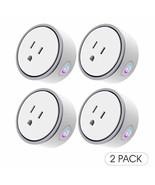 Wifi Smart Plug Mini, Konke Wifi Outlet Plug with Alexa, Google Home and... - $33.83
