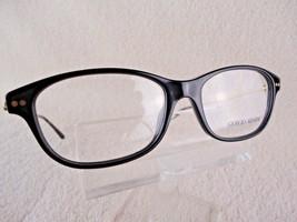 Giorgio Armani AR 7007 (5017) Black  52 X 16 135mm Eyeglass Frame - $43.96