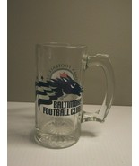 Collectible Vintage Baltimore Stallions CFL Beer Mug Glass - $29.99