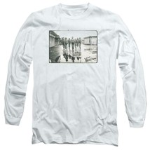 The Warriors t-shirt retro 70's cult classic long sleeve graphic tee PAR515 image 1