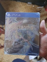 Final Fantasy XV Deluxe Edition (PlayStation 4, 2016) PS4 New Sealed - $65.44