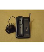 Panasonic 900MHz Cordless Phone Base Blacks KX-TC1461B - $30.10
