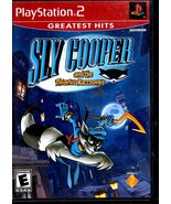 PlayStation 2 - Sly Cooper and The Thievius Raccoonus (PS 2 Greatest Hits) - $14.00