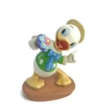 Classics Of Walt Disney Donald Duck Nephew Figurine Louie Tag Along Trouble - $25.10
