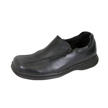 24 HOUR COMFORT Liv Extra Wide Width Durable Cushioned Leather Slip On Shoes  - $54.95