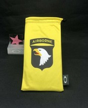 Oakley Airborne Microfiber Cleaning Bag Limited Edition Rare Authentic Army - $29.99