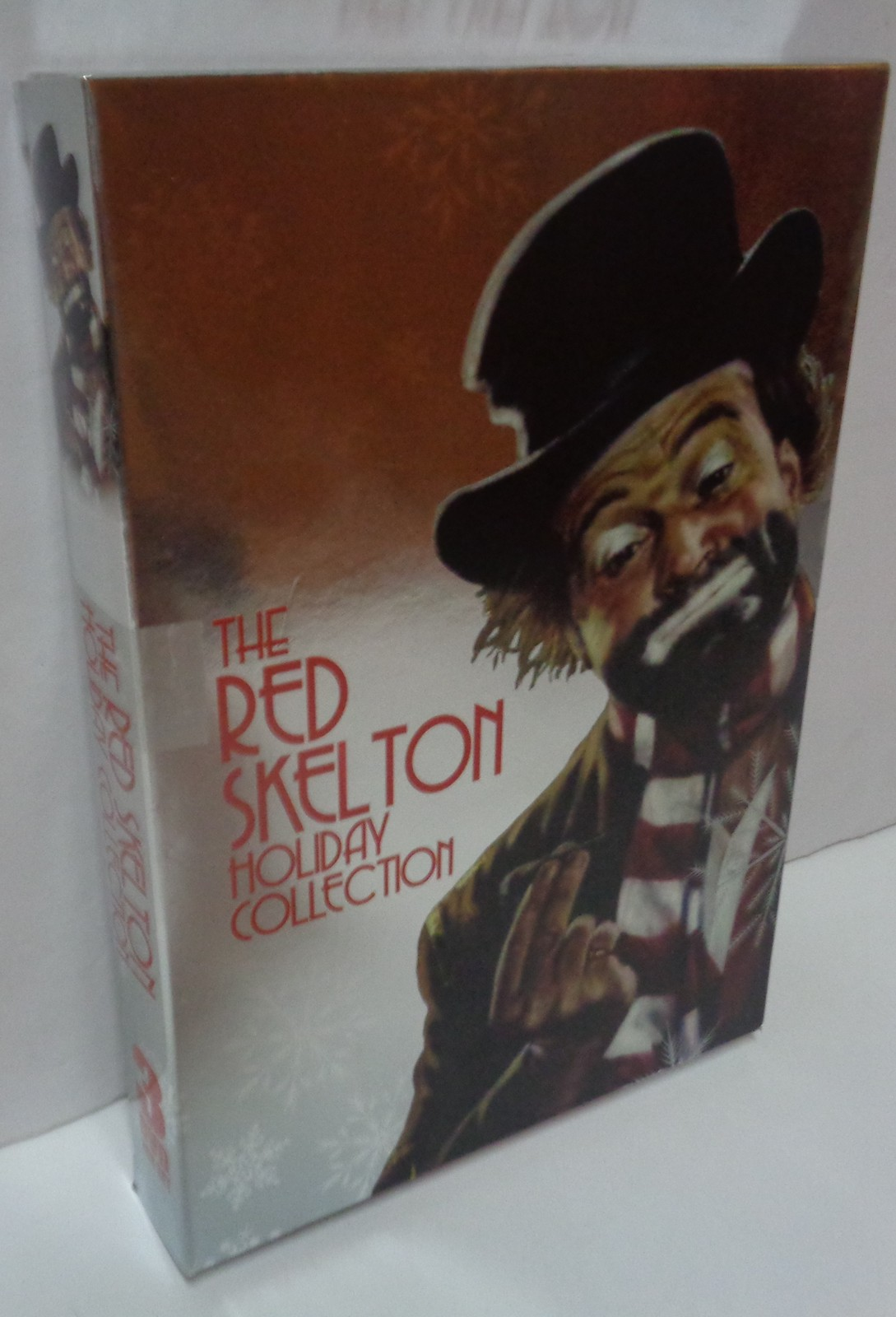 New Sealed Red Skelton Christmas DVD Set Holiday Collection 374#19