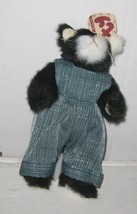 """1993 Ty Beanie Plush  """"Purrcy""""   #6022 With tags - $9.99"""