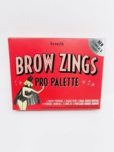 Benefit Brow Zings Pro Palette Light Medium Authentic Shades Brand New I... - $28.40