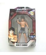 UFC Diego Sanchez '' Nightmare '' ufc95 Cage Wrestling Jakks Pacific ori... - $48.69