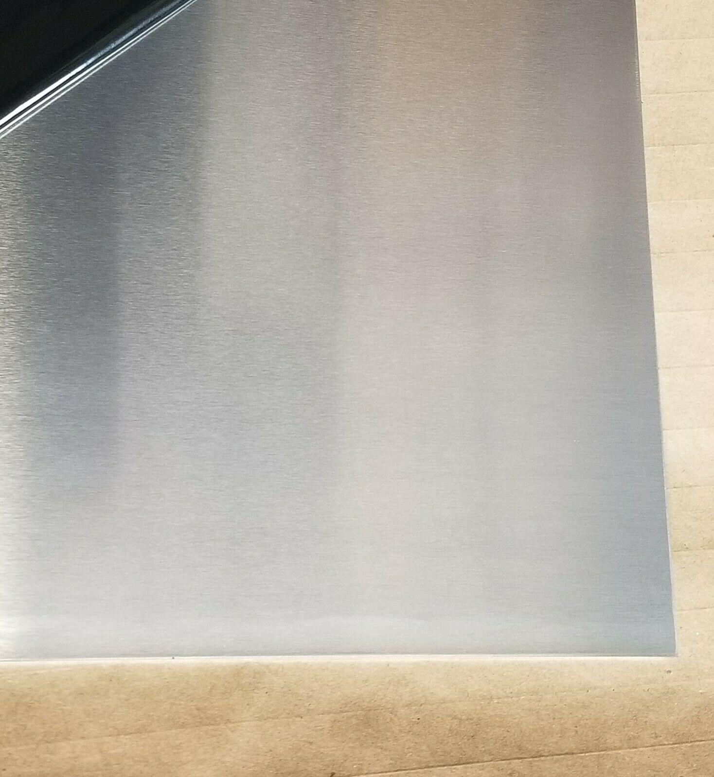 1//8 x 7 x 9 Aluminum Plate 5052 Aluminum