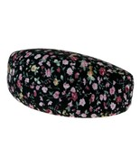Sunglasses & Glasses Cases Protective Hard Case Oval Floral Print Fabric - $11.65