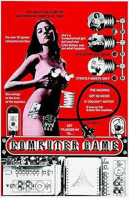 Primary image for Computer Game - 1969 - Movie Poster