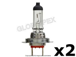 Porsche (1997+) Headlight Fog Light Bulb H7 Halogen (12V - 55W) Set of 2... - $28.80