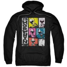 Power Rangers - Its Morphin Time Adult Pull Over Hoodie Officially Licensed Appa - $32.99+
