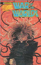 War of the Worlds TV Comic Book #2 Eternity 1989 UNREAD - $3.99