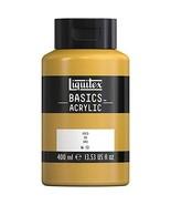 Liquitex Basics Acrylic Paint, 13.5-oz Bottle, Gold - $16.44