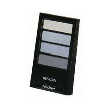 REVLON* (1) Quad COLORSTAY 12 Hour EYESHADOW Crease-Proof STONEWASH DENI... - $30.59