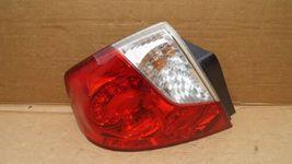 06-07 Infiniti M35 M45 LED Taillight Lamp Driver Left Side - LH image 4